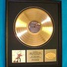 """DOLLY PARTON GOLD RECORD AWARD """"9 TO 5"""" - RARE!!!"""