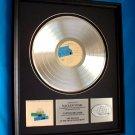 "THE BEATLES PLATINUM RECORD AWARD ""HOLLYWOOD BOWL"" - RARE!!"
