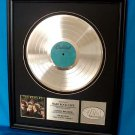 "THE BEATLES PLATINUM RECORD AWARD ""ROCK N ROLL MUSIC"""
