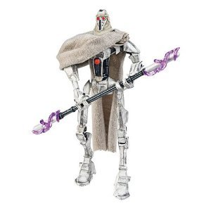 Rare Star Wars The Clone Wars: Magnaguard CW49 - 3-3/4 Inch Scale Action Figure