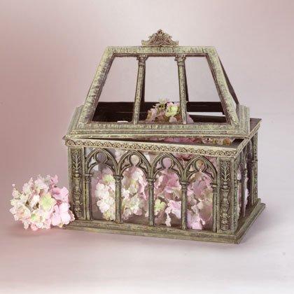 Elegant Greenhouse Treasure Box
