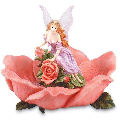 Fairy Rose Bird Feeder