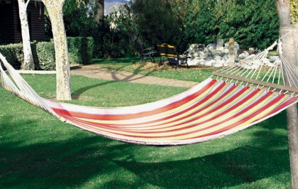 Hammock Brightly Striped