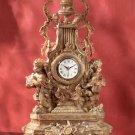 Italian Baroque Clock.