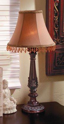 Leaf Motif Lamp