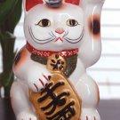 Mi-ke statue in colorfully hand-painted ceramic