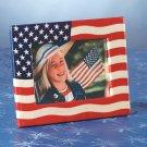 U.S. Flag Frame.