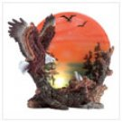 EAGLE AND CHICKS NIGHT LIGHT
