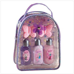 COOL GIRLS BATH SET