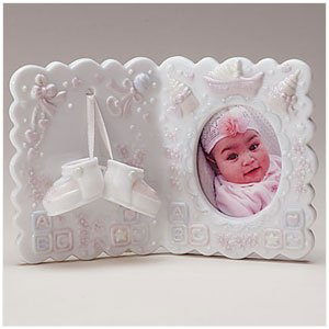 ITS A GIRL PHOTO FRAME