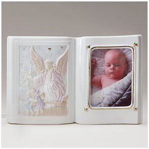 GUARDIAN ANGEL FRAMED NIGHT LIGHT