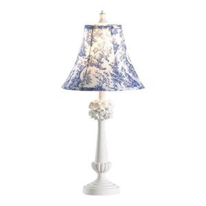 BLOSSOMING ROSE TABLE LAMP