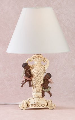 CHERUB TABLE LAMP