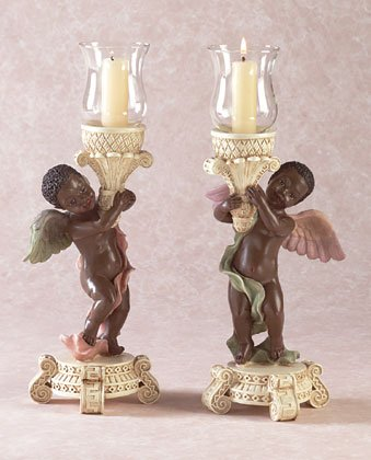 HEAVENLY CANDLESTICKS
