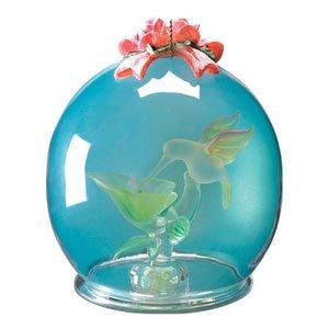 CRYSTAL HUMMINGBIRD BALL