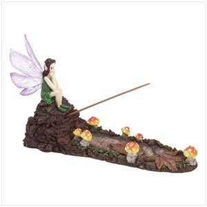FAIRY MUSHROOM INCENSE HOLDER
