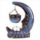 MIDNIGHT MOON OIL WARMER