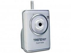 TRENDnet TV-IP110W SecurView Wireless Internet Ip Wifi Surveillance Network Camera Cam