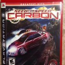 Need for Speed  Carbon Ps3 Racing Game Complete