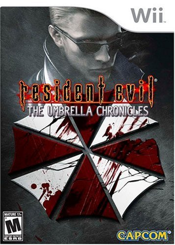 Resident Evil The Umbrella Chronicles Wii Game Complete
