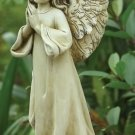 "NEW Praying Angel Flower & Plant Planter Figure 16"" H"
