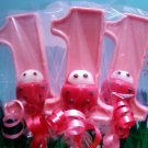 Oh SO Sweet lady bug lollipops