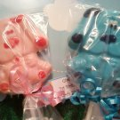 CHOCOLATE BLUES CLUES LOLLIPOP (1 dozen)