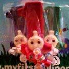Thomas the Train first Birthday lollipops