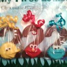 Sesame Street 2nd birthday party favors (1 dozen)