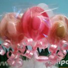 Cowgirl hat lollipop favors