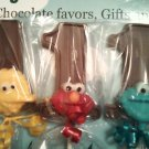 Sesame Street  First Birthday Party Mix favors elmo, cookie and big bird included