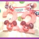 Abby Cadabby chocolate 2nd bithday favors