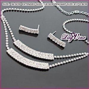 Charm of Diamond Jewelry Set, Sets