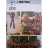 Butterick Craft 3618 Pattern Halloween Decorating Ghost Greeter