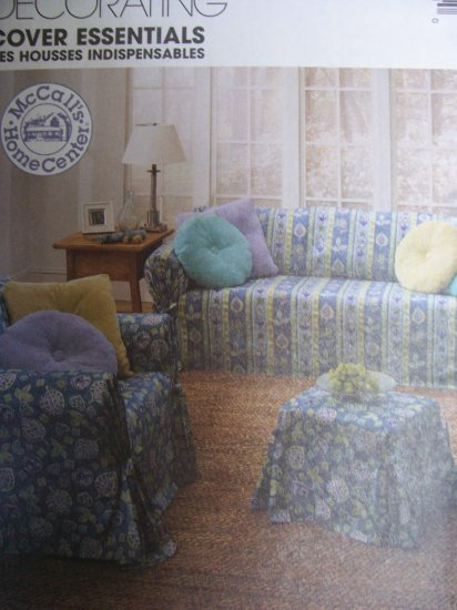 McCall's Home Decorating Pattern 9161 Cover Essentials