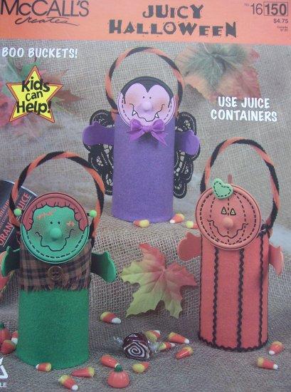 McCall's Creates Booklet - Juicy Halloween