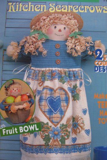 McCall's Creates Booklet - Kitchen Scarecrows