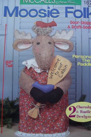 McCall's Creates Booklet - Moosie Folk