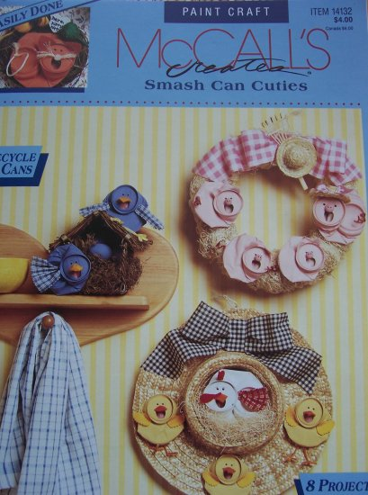 McCall's Creates Booklet - Smash Can Cuties