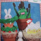 McCall's Creates Booklet - Flowerpot Pets