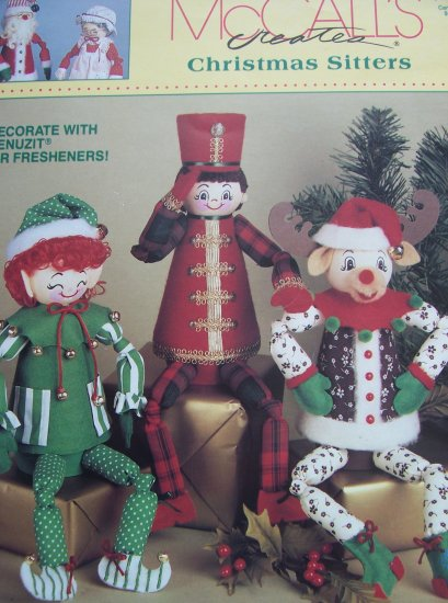 McCall's Creates Booklet - Christmas Sitters