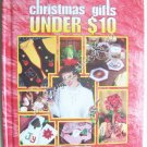 Christmas Gifts Under $10 Clever Crafter Series Craft Book