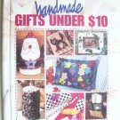 Handmade Gifts Under $10 Clever Crafter Series Craft Book