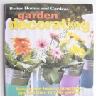 Better Homes and Gardens Garden Decorating