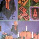 McCall's Crafts Pattern 5201 Seasonal Decorations