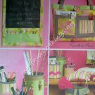 McCall's Crafts Pattern 5348 Sewing Organizers