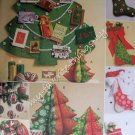 McCall's Crafts Pattern 5778 Holiday Decorations