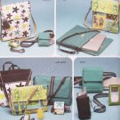Simplicity Pattern 4391 Bags & Accessories - Messenger Bag, Laptop Bag, Camera Case