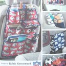 Simplicity Pattern 3731 Car Organizers - Trunk Organizer, Map Folder, Visor Organizer