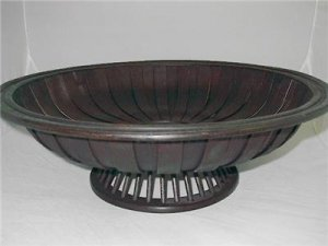 Clearance Home Decor on Clearance Sale Home Decor 20  Bamboo Bowl Centerpiece